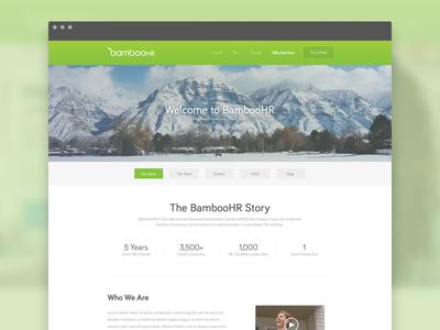 BambooHR Story