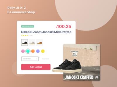 012 E Commerce Shop