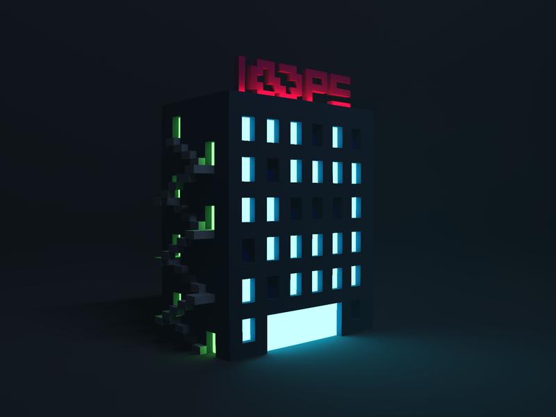 Loops Tower / part 1