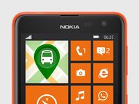 EireBus App Icon