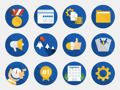 BrightWork Icons