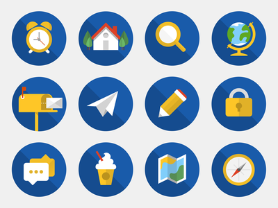 BrightWork Icons II