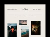 Redesign Personal Website