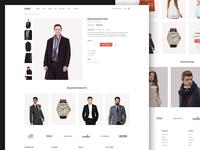 Gaze Creative Multi Concept Psd Template Shop