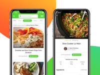 Cooklist Recipe App