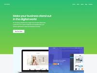 DeoThemes Web Development Agency