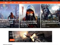 Deus Magazine HTML Games Demo