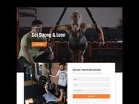 ElementorKit Fitness Demo
