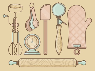 Baking Items