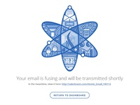 Transmitting email...