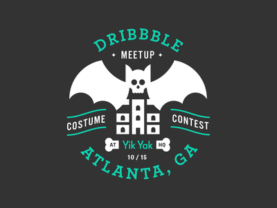 Atlanta Dribbble Meetup: SpOoKy Edition