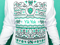 YY Holiday Sweater