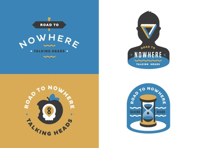 Road to Nowhere badges
