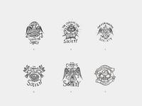 Curious case sketches v1