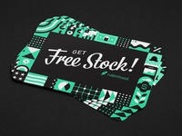 Free Stock Cards