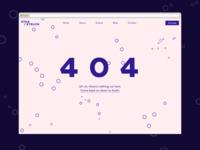 Daily UI : 404