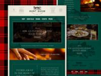 Hunt Room Website