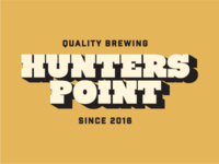 Hunters Point Brewing Logo