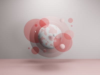 3D Geometric Digital Art render shape elements 3d modeling nftart nft illustration abstract agrib spheres blender3d blender 3d circles circular geometric illustration geometry geometrical shapes abstract art geometrical geometric