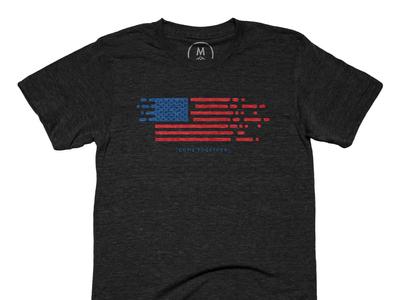 Come Together t-shirt on Cotton Bureau