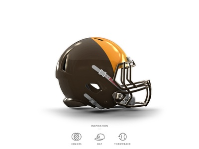 Padres Football Helmet 5 of 30