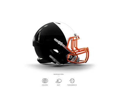 Orioles Football Helmet 9 of 30