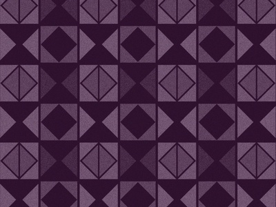 Printed24 Pattern shape geometric abstract repeating seamless purple square triangles pattern printed