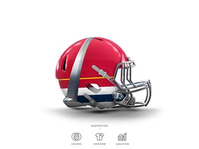 Cardinals Football Helmet 10 of 30