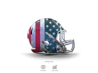 Nationals Football Helmet 12 of 30