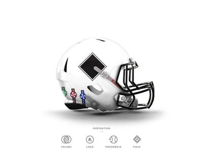 White Sox Football Helmet 13 of 30