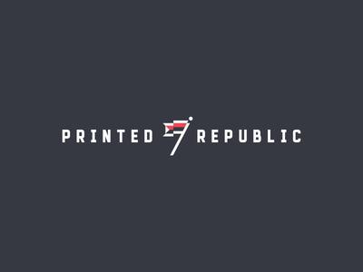 Printed Republic Logo