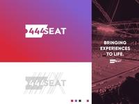 444 SEAT Logo - Unused