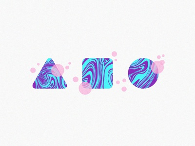 Vector Liquid Fills design illustration abstract vector wavy wave purple blue teal colorful bright agrib blended gradient geometric shapes liquid fill liquid fill pattern