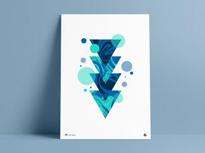 Poster 38 - Liquid Triangles