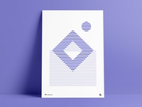 Poster49 - Abstract Diamond