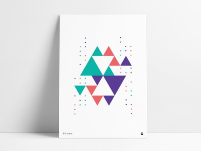 Poster 51 - Triangular Galactic