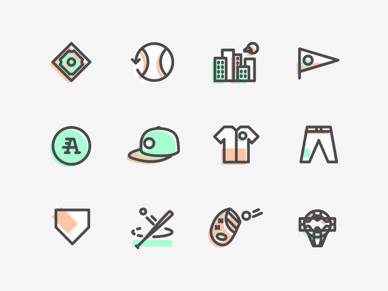 Expanded Baseball Iconography