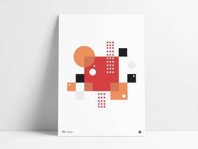 Poster 52 - Geometric Blocks