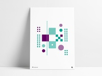 Poster 53 - Abstract, Geometric +
