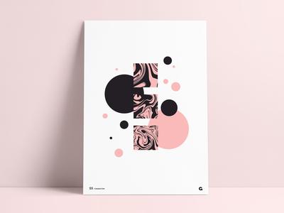 Poster 55 - Liquid Blocks