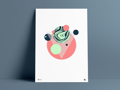 Poster 56 - Liquify