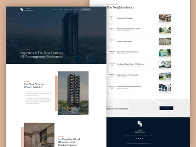 Fyfty Residences - Homepage