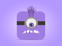 Evil Minion Icon