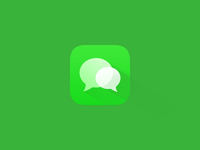Wechat icon redesign
