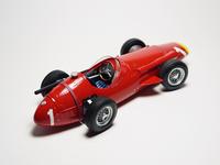 Maserati 250F scale model 1/24