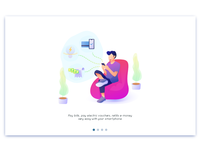 Onboarding illustration Payment