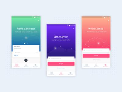 SEO Webmaster Tools App