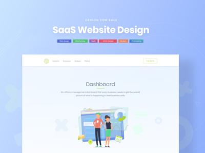SaaS Web Design