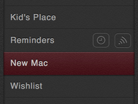 Remind Me for Lists (OS X)