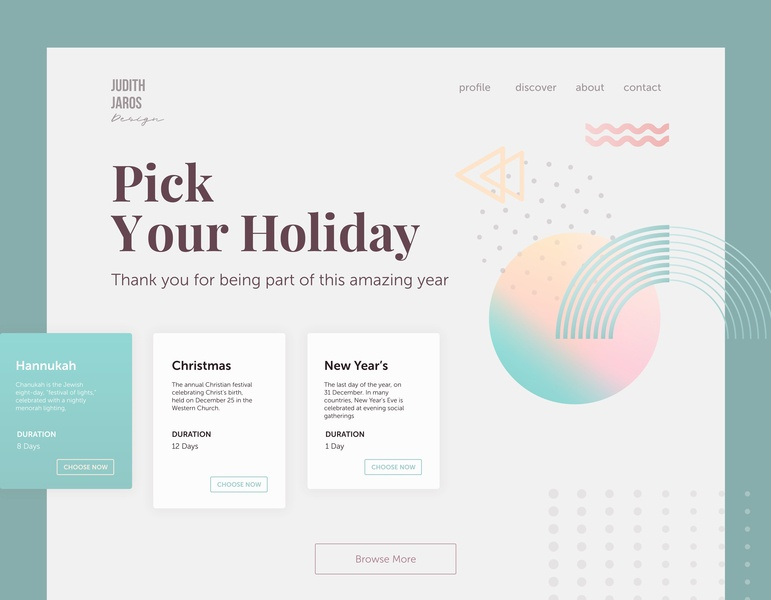 Happy Holidays ux typography people communication vector website ui interface startup freelance design newsletter uxui concept graphicdesign userexperience design texture christmas holidays web design